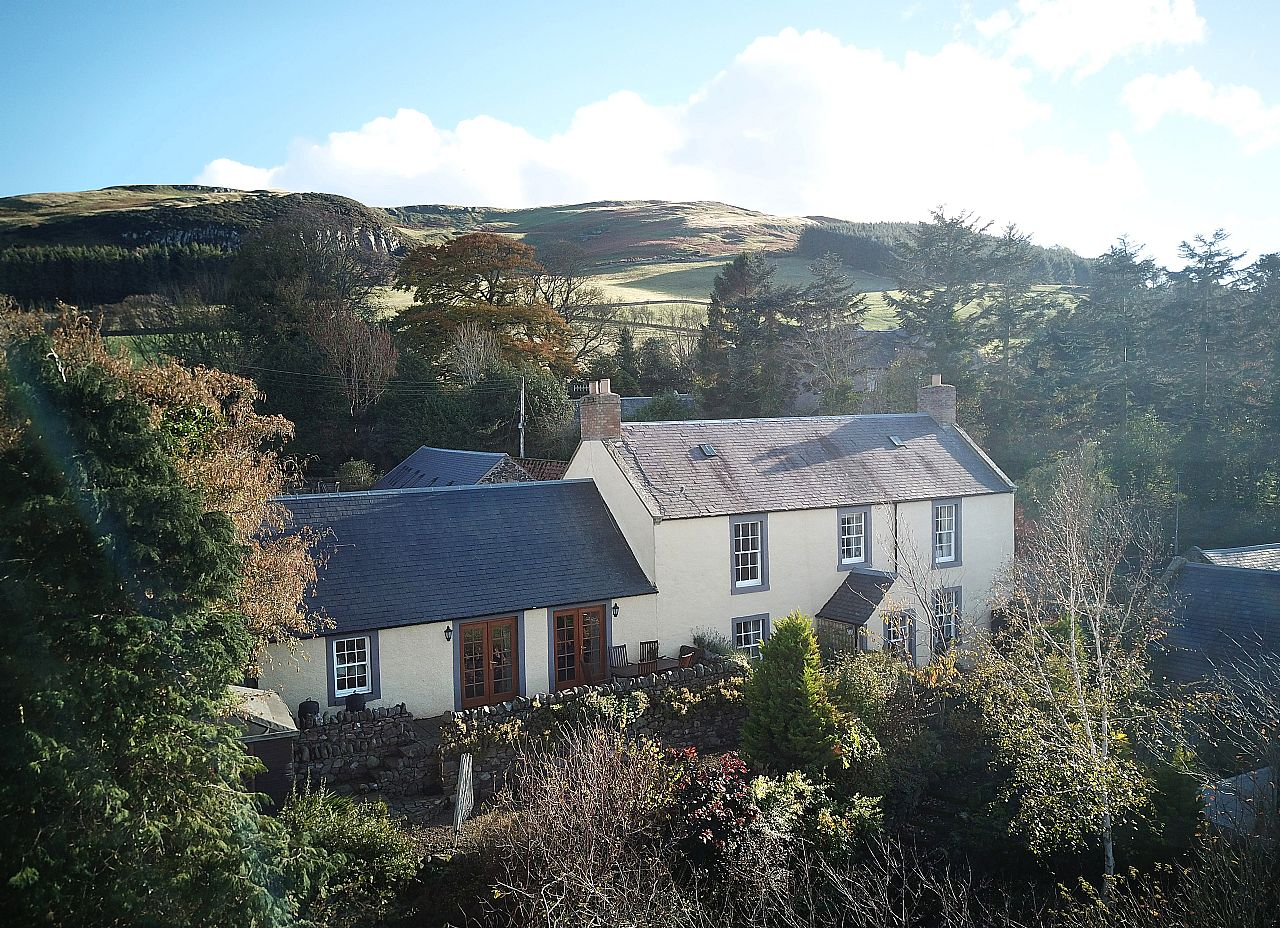 Kirk Yetholm Mill Farmhouse