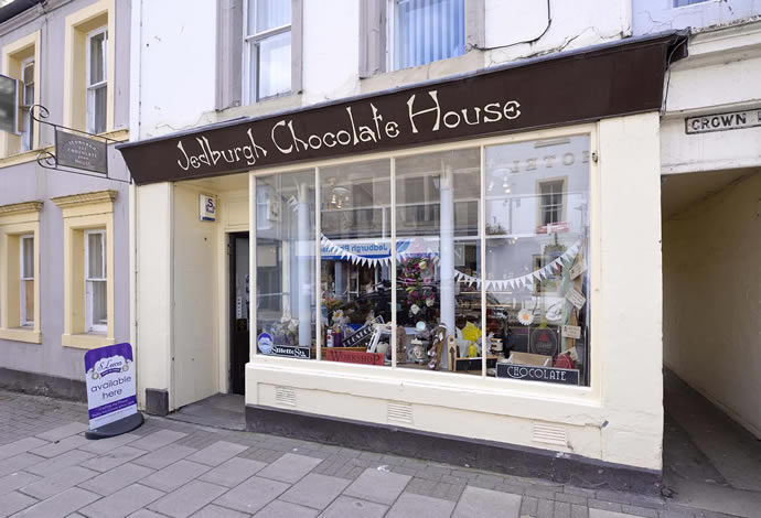 Jedburgh Chocolate House  23 High Street