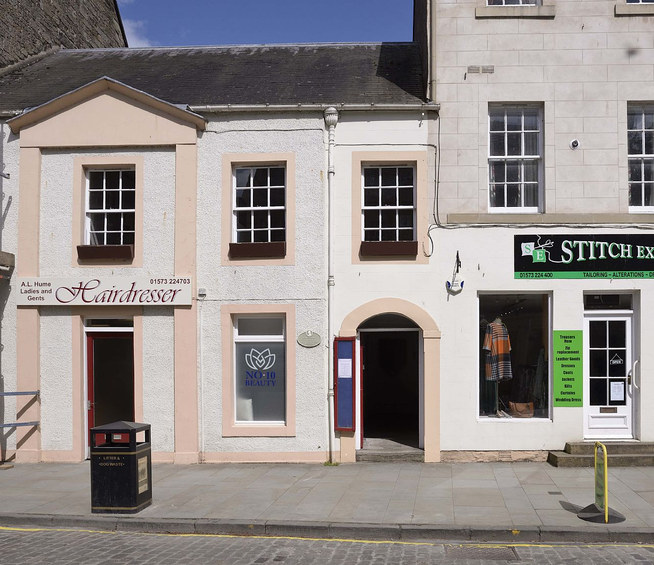 Office Premises, 10b Bridge Street Kelso TD5 7JD