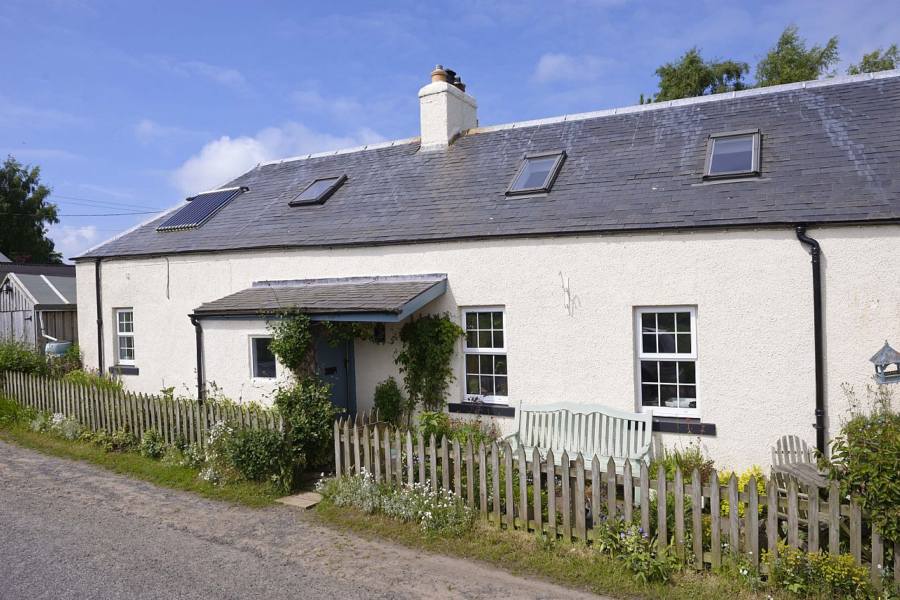 2 Woodhead Farm Cottages Jedburgh