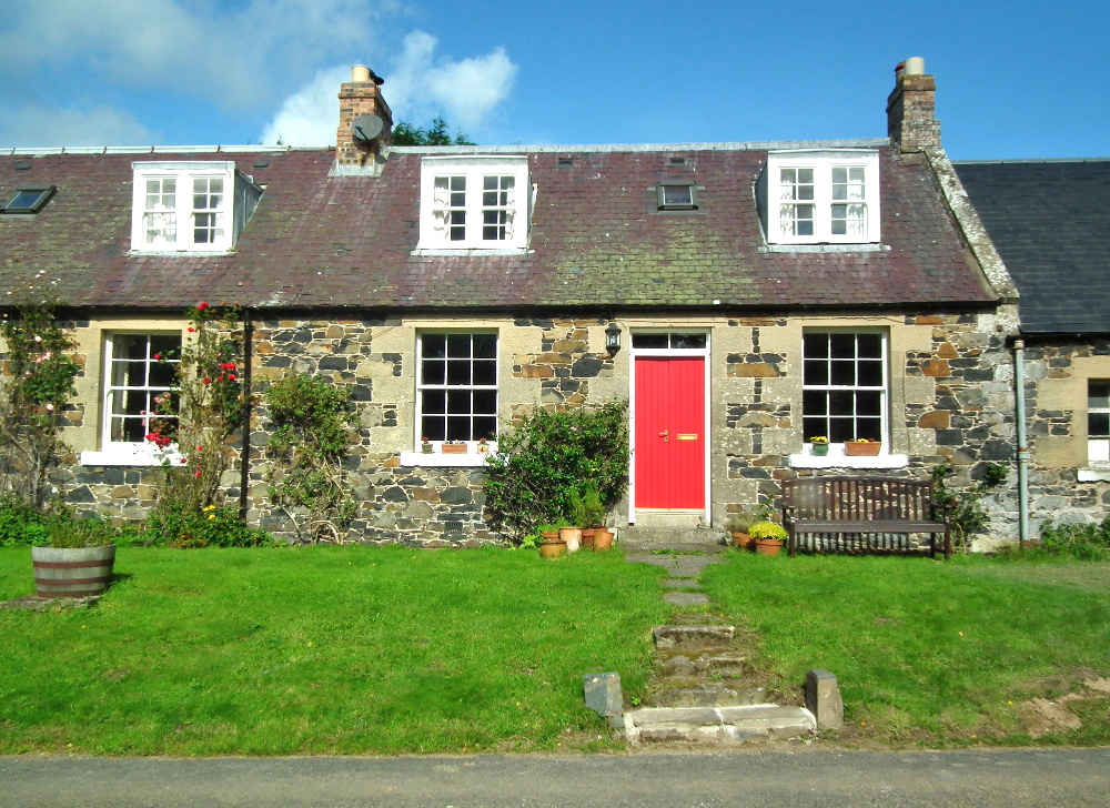4 Blackerstone Farm Cottages Duns TD11 3RY