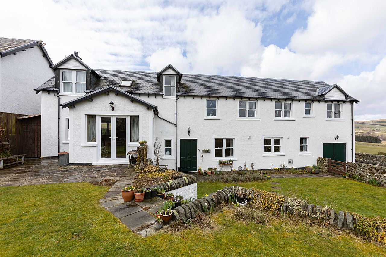 The Steading, Edderston Road Peebles EH45 9JD