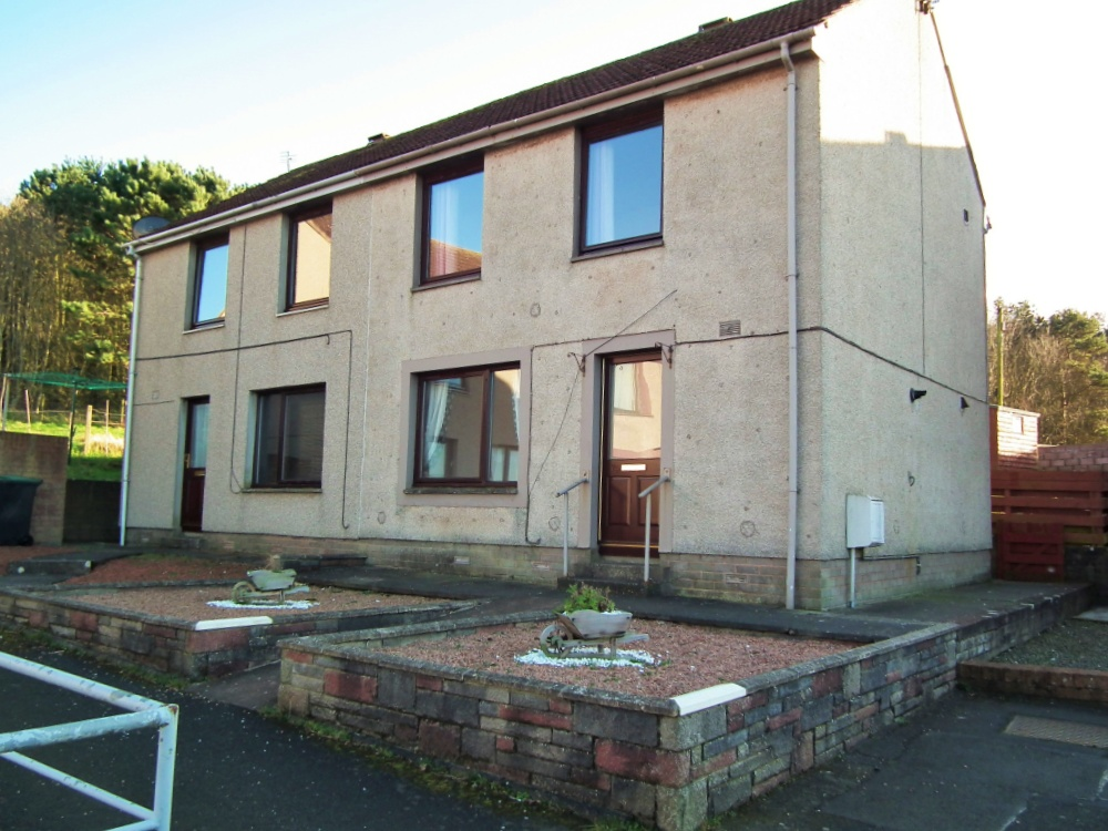 74 Queens Road Eyemouth TD14 5DS
